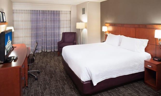 Hotel interior design by Lagom Interiors